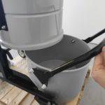RGS ONE21 - odpinanie zbiornika