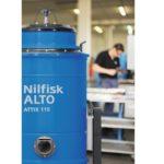Nilfisk ATTIX 115-01, 125-01