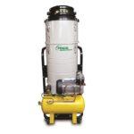 ONE63ECOC - Odkurzacz przemysłowy z wbudowaną sprężarką.