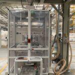 RGS A33FL - Odpylacz do maszyny pakującej.