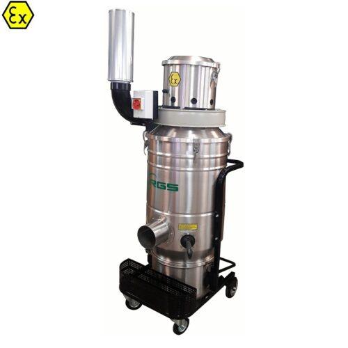 RGS A33FLX2.3D - Zbiornik i obudowa filtra INOX