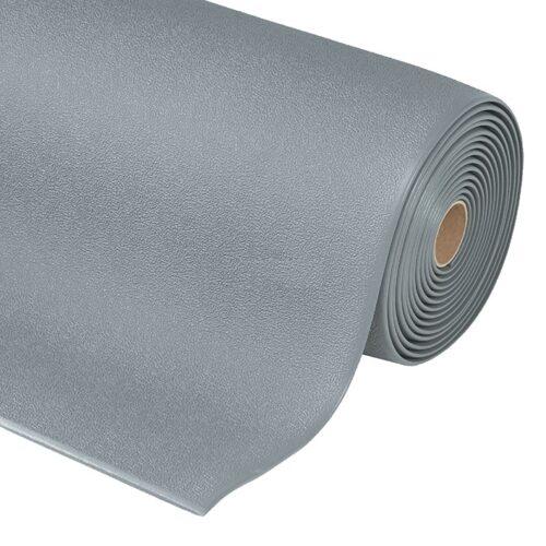 NOTRAX 825 Cushion Stat - Mata antystatyczna ESD, ergonomiczna, antyzmęczeniowa, szara