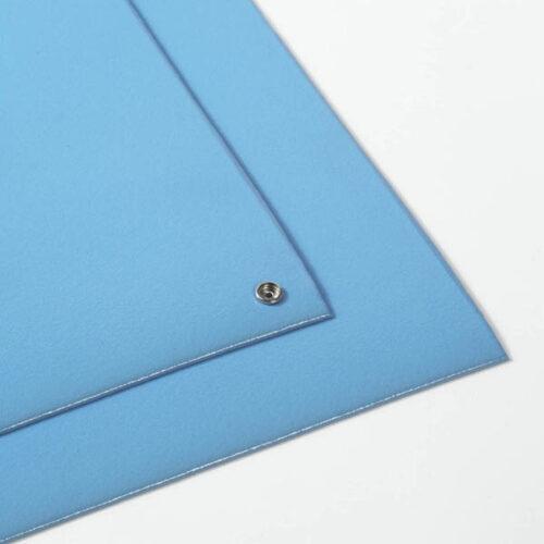 NOTRAX 827 Anti-Stat P.O.P - Mata antystatyczna ESD na blat roboczy, niebieska, uziemienie, rozpraszanie ładunków, stół