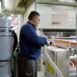 Nilfisk T40W IC - z automatyczym systemem czyszczenia filtrów