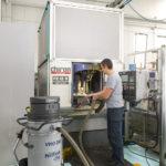 Nilfisk VHO 200 - przemysł mechaniczny, oleje, chłodziwa i wióry