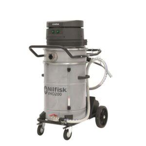 Nilfisk VHO200 4010400037 - Odkurzacz przemysłowy do zbierania olejów i chłodziwa, wiórów