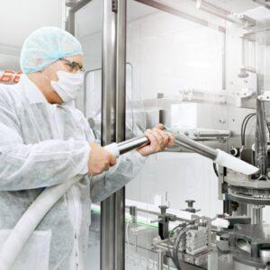 Odkurzacze do farmacji gastronomi i OEM