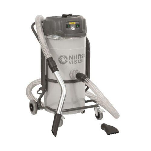 Nilfisk VHS120 CC GV 4012300135 - Odkurzacz do wiórów metalowych i opiłków