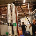 SpaceVac - akcesoria do odkurzania instalacji i maszyn w przemyśle