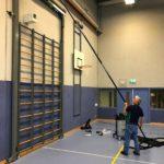 SpaceVac - odkurzacz z akcesoriami do ścian, sufitów, konstrukcji na wysokości