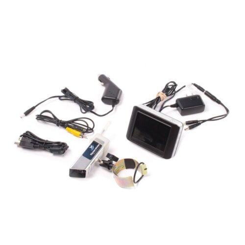 SpaceVac - zestaw kamery z monitorem
