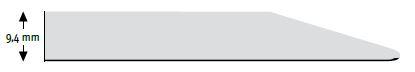 Wymiary - Cushion Stat