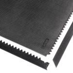 NOTRAX 040 - Slabmat Carre - Mata pchronna, amortyzująca, przemysłowa, modułowa, czarna