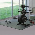 NOTRAX 045 Slabmat - Mata do dużych obciążeń, na siłownię, pod ciężary, siłownia