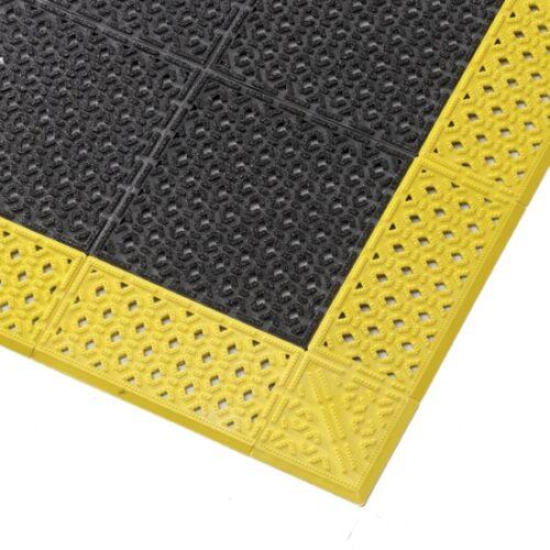 NOTRAX 522 Cushion Lok HD Grip Step - Podest PCV z drenażem z powłoką antypoślizgową, duże obciążenia