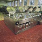NOTRAX 550RD Cushion Ease Red - Mata przemysłowa modułowa z drenażem, olejoodporna przemysł spożywczy i gastronomia, kuchnia 2