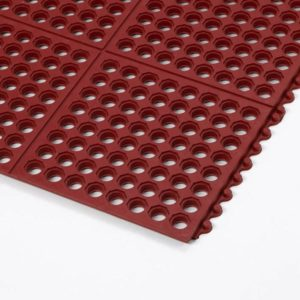 NOTRAX 550RD Cushion Ease Red