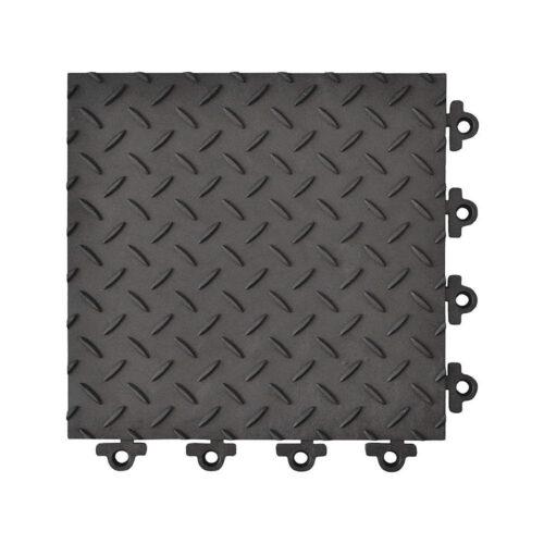 NOTRAX 621 Diamond Flex Lok Solid - Podest PCV, mata przemysłowa modułowa, moduły, chodnik przemysłowy, zapięcia