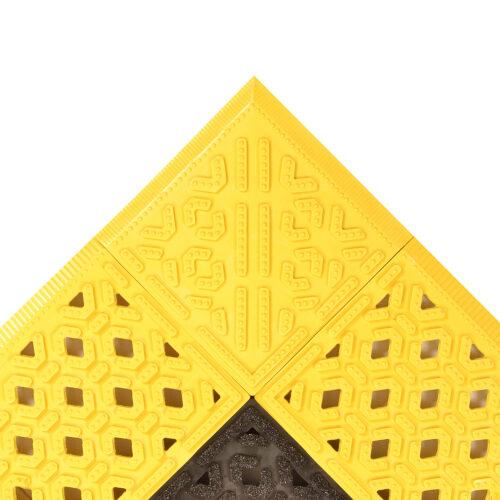 NOTRAX 922 Cushion Lok HD Solid Grip Step - Podest PCV, z powłoką, w dowolnym wymiarze i kształcie, narożnik