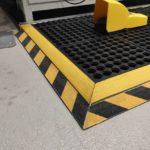 NOTRAX Cushion Ease - Podest przemysłowy na zamówienie
