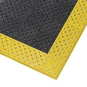 NOTRAX Cushion Lok HD - Mata modułowa PCV, podest antypoślizgowy