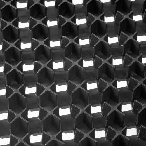 NOTRAX Cushion Lok HD - Mata modułowa PCV, podest antypoślizgowy, faktura, spód