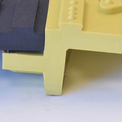 NOTRAX Cushion Lok HD Solid - Mata modułowa PCV, podest antypoślizgowy, połączenie