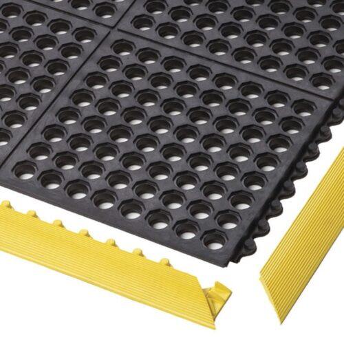 NOTRAX Seria Cushion Ease - Maty modułowe z drenażem, antyzmęczeniowe, zbliżenie