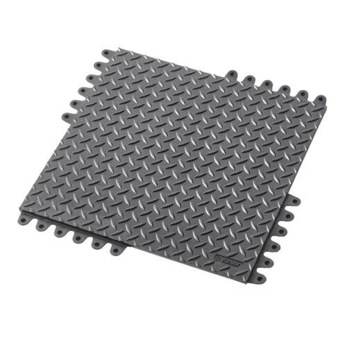 NOTRAX Seria De-Flex - Modułowe maty przemysłowem antyzmęczeniowe, ergonomiczne