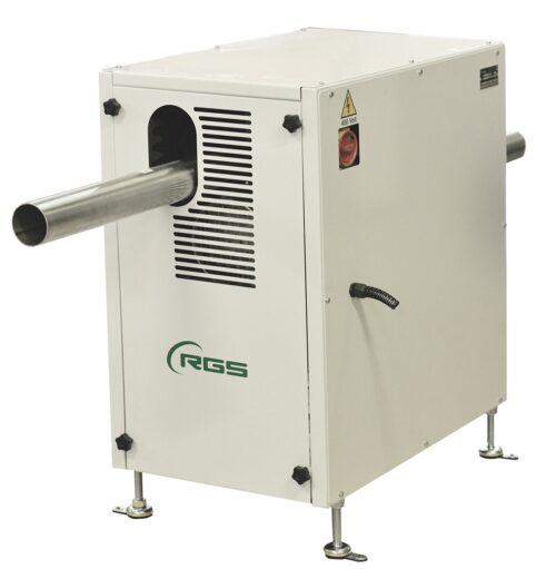 RGS K.TR.001C - Rozdrabniacz do plasitkowych ścinków, wstęg