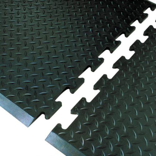 NOTRAX 545 Diamond Top Interlock - Mata łączona, łączenie, antypoślizgowa, antyzmęczeniowa, ergonomiczna