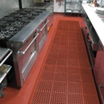 NOTRAX T11 San-Eze II - Mata modułowa, kuchnia