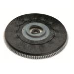 L08837018 - Trzymak padu z włosiem 21 530mm, Nilfisk
