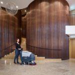 Nilfisk SC401 - Automat szorujący, hotel, spa