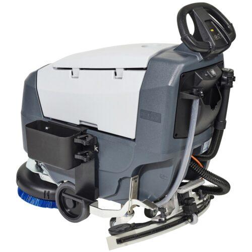 Nilfisk SC401 - Tył maszyny 2, wersja zasilana kablowo