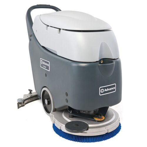 Nilfisk SC450 - Automat szorująco-zbierający, szorowarka do posadzek twardych SC 450