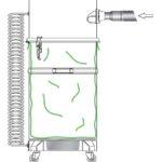 Zbieranie do worków - System wyrównywania ciśnienia Nilfisk CFM