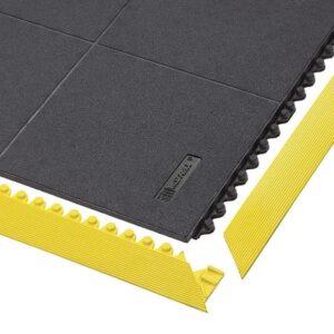 NOTRAX 558 Cushion Ease Solid ESD - Mata podłogowa przemysłowa modułowa, antyzmęczeniowa, ergonomiczna, najazdy