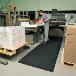 NOTRAX 661 Cushion Ease Solid ESD Nitrile FR - Mata podłogowa przemysłowa modułowa, antyzmęczeniowa, przemysł