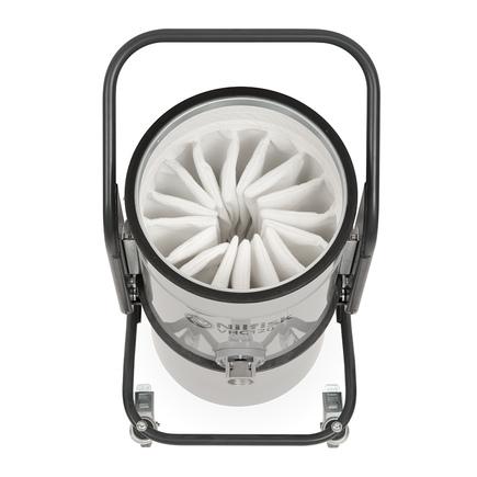 Nilfisk VHC110 4062400000 - Odkurzacz przemysłowy pneumatyczny, na sprężone powietrze, filtr główny