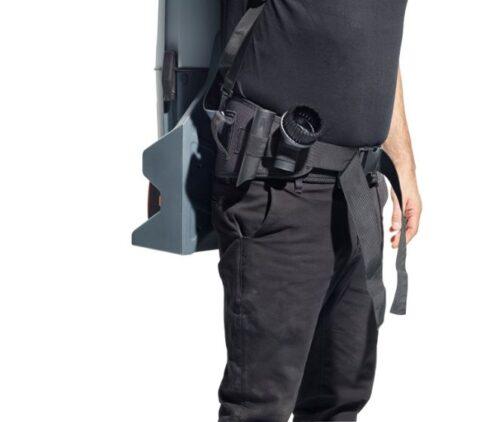 Nilfisk GD5 HEPA EU 107417934, 107417935 - Odkurzacz plecakowy, miejsce na akcesoria