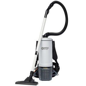 Odkurzacz plecakowy Nilfisk GD5 HEPA EU 107417934, 107417935 - Odkurzacz profesjonalny plecakowy zasilany elektrycznie