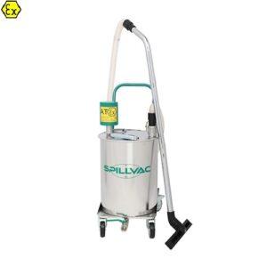 SPILLVAC® ATEX W500 - odsysacze cieczy