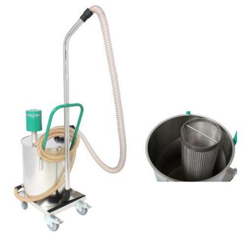 SPILLVAC PressOut - Odkurzacz beczkowy pneumatyczny do zbierania wycieków