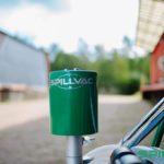 Spillvac - odkurzacz beczkowy pneumatyczny