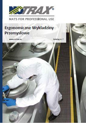 Maty przemysłowe NOTRAX - katalog www.ulpa.com.pl