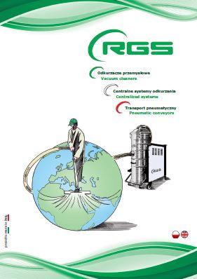 Odkurzacze RGS - katalog www.ulpa.com.pl