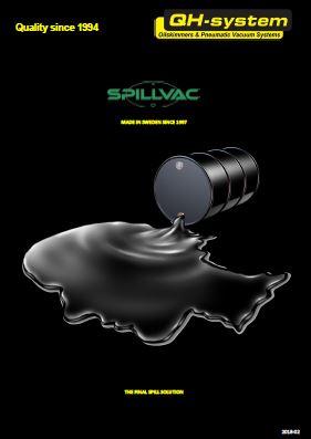 Odkurzacze beczkowe SPILLVAC - katalog www.ulpa.com.pl