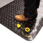 COBA Senso Dial ESD - Mata ergonomiczna podłogowa antystatyczna