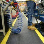 COBA Deckplate - mata przeciwzmęczniowa PVC